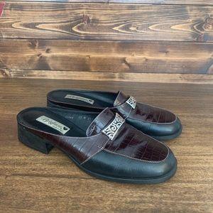 Brighton Leather Mules
